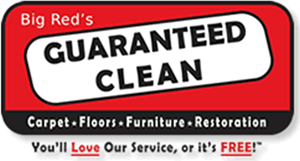 Big Red's Guaranteed Clean